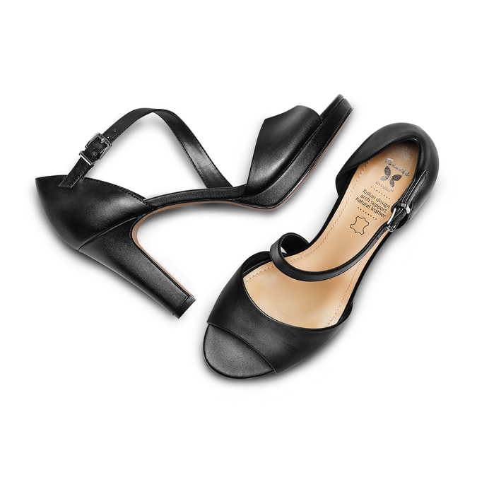 INSOLIA Chaussures Femme insolia, Noir, 724-6338 - 26