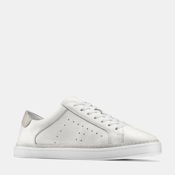 BATA Chaussures Femme bata, Blanc, 544-1344 - 13