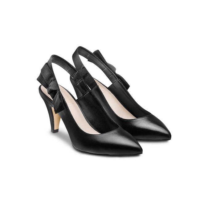 BATA Chaussures Femme bata, Noir, 724-6375 - 16