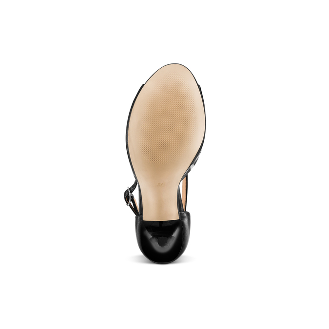 BATA Chaussures Femme bata, Noir, 724-6368 - 19