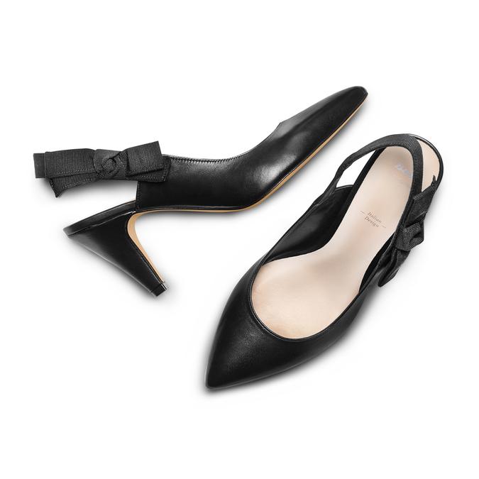 BATA Chaussures Femme bata, Noir, 724-6375 - 26
