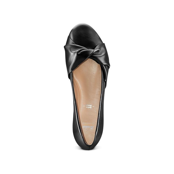 BATA Chaussures Femme bata, Noir, 524-6428 - 17