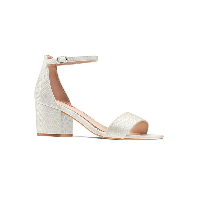 BATA RL Chaussures Femme bata-rl, Blanc, 761-1334 - 13
