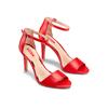 BATA RL Chaussures Femme bata-rl, Rouge, 761-5118 - 16