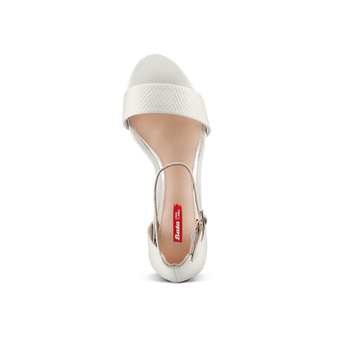 BATA RL Chaussures Femme bata-rl, Blanc, 761-1334 - 17