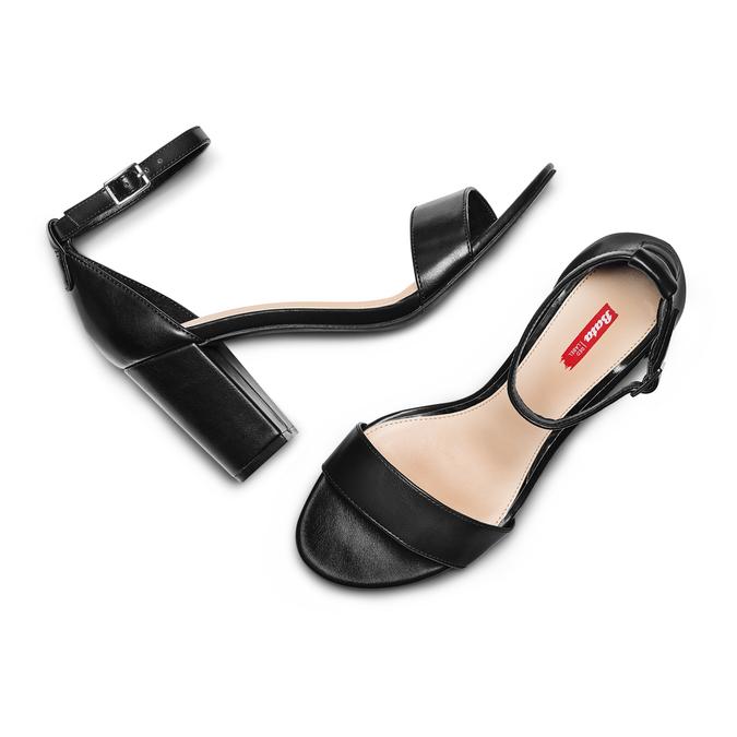 BATA RL Chaussures Femme bata-rl, Noir, 761-6151 - 26