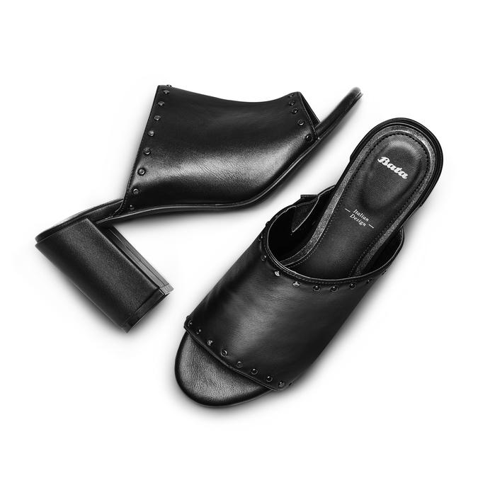 BATA Chaussures Femme bata, Noir, 761-6373 - 26