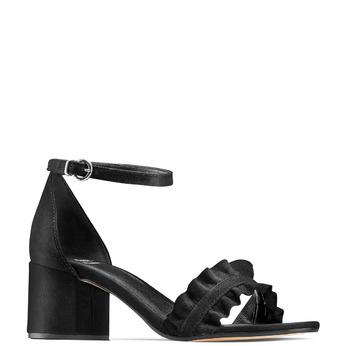 BATA Chaussures Femme bata, Noir, 663-6377 - 13