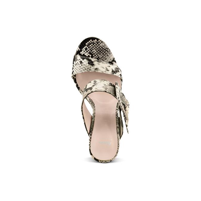 BATA Chaussures Femme bata, Beige, 765-0506 - 17
