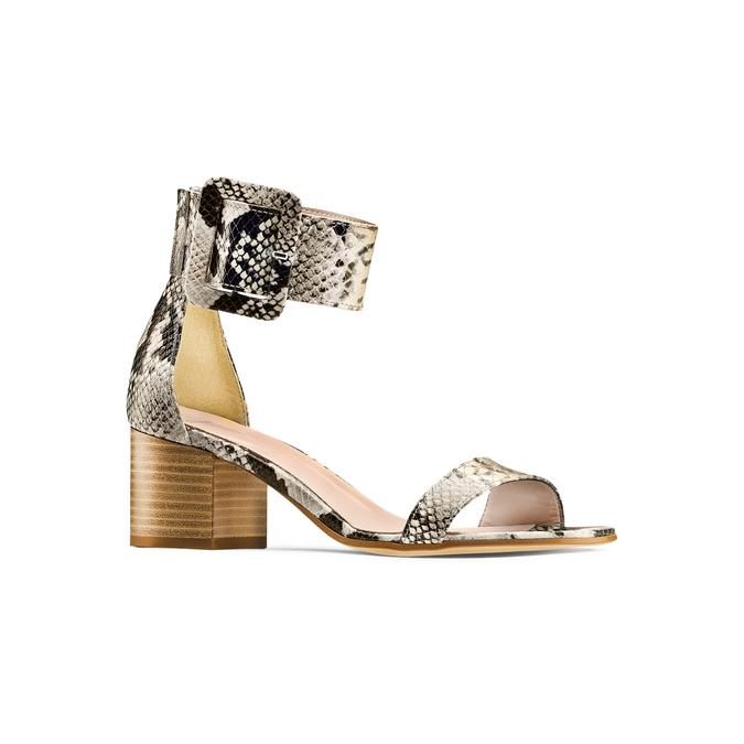 BATA Chaussures Femme bata, Beige, 665-0376 - 13
