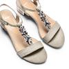 BATA Chaussures Femme bata, Gris, 669-2383 - 26