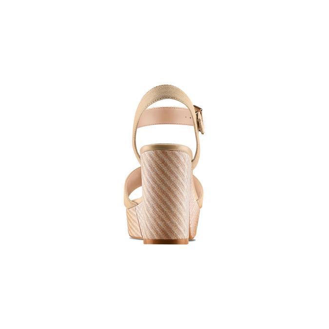 BATA RL Chaussures Femme bata-rl, Jaune, 769-8148 - 15