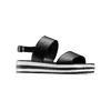 BATA Chaussures Femme bata, Noir, 564-6106 - 13