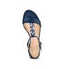 BATA Chaussures Femme bata, Bleu, 669-9383 - 17