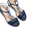 BATA Chaussures Femme bata, Bleu, 669-9383 - 26