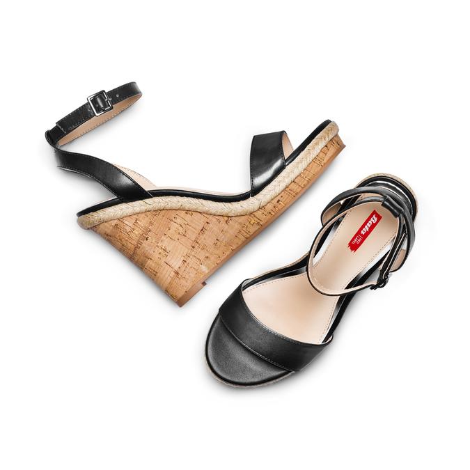 BATA RL Chaussures Femme bata-rl, Noir, 761-6122 - 26
