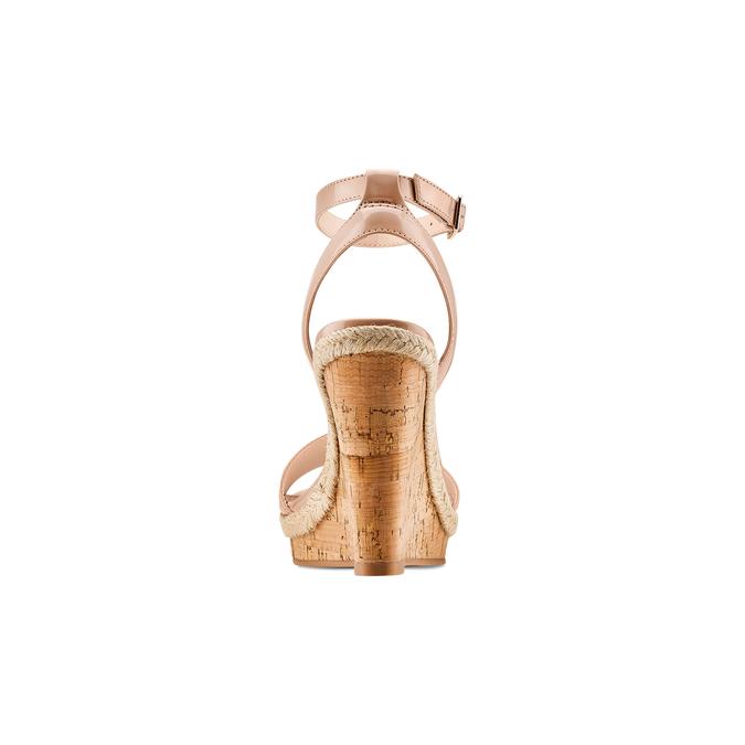 BATA RL Chaussures Femme bata-rl, Jaune, 761-8122 - 15