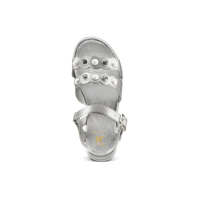 MINI B Chaussures Enfant mini-b, Argent, 361-1283 - 17