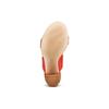 BATA Chaussures Femme bata, Rouge, 764-5629 - 19