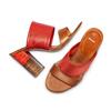 BATA Chaussures Femme bata, Rouge, 764-5629 - 26
