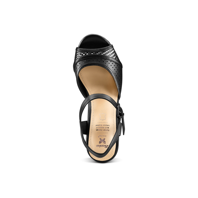 INSOLIA Chaussures Femme insolia, Noir, 764-6190 - 17