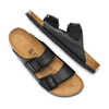 Birkenstock Chaussures Homme birkenstock, Noir, 871-6136 - 26
