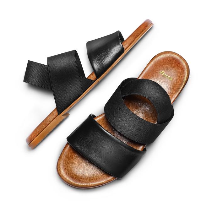 BATA Chaussures Femme bata, Noir, 569-6567 - 26
