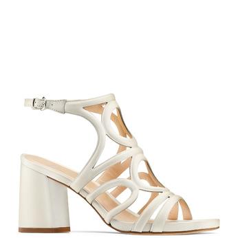 BATA Chaussures Femme bata, Blanc, 764-1549 - 13