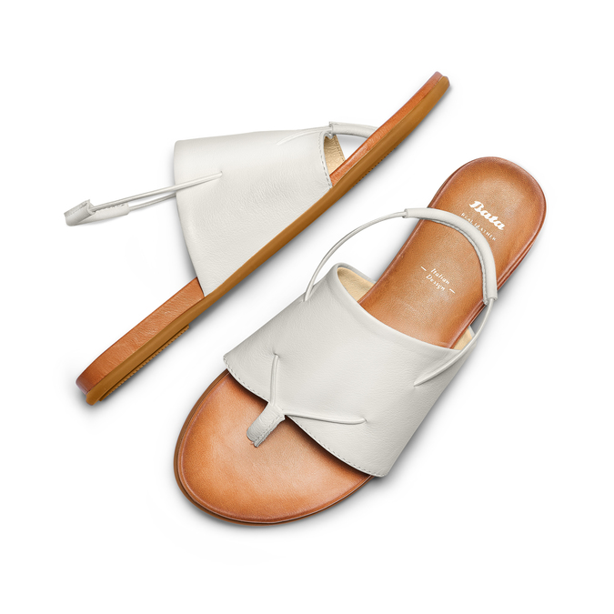 BATA Chaussures Femme bata, Blanc, 564-1385 - 26