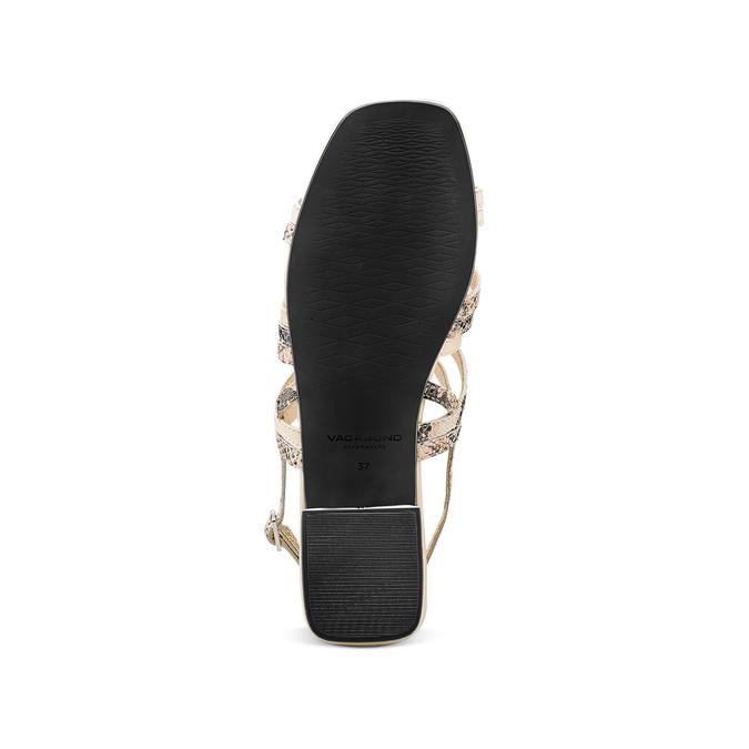 VAGABOND Chaussures Femme vagabond, Jaune, 564-8279 - 19