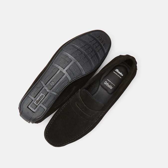 BATA Chaussures Homme bata, Noir, 853-6145 - 19