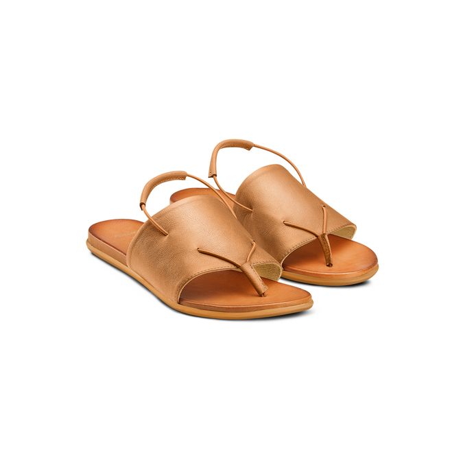 BATA Chaussures Femme bata, Brun, 564-3385 - 16