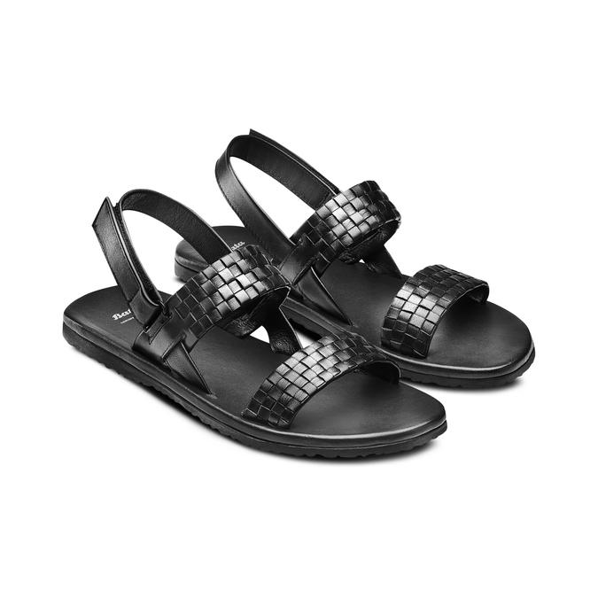 BATA Chaussures Homme bata, Noir, 864-6251 - 16