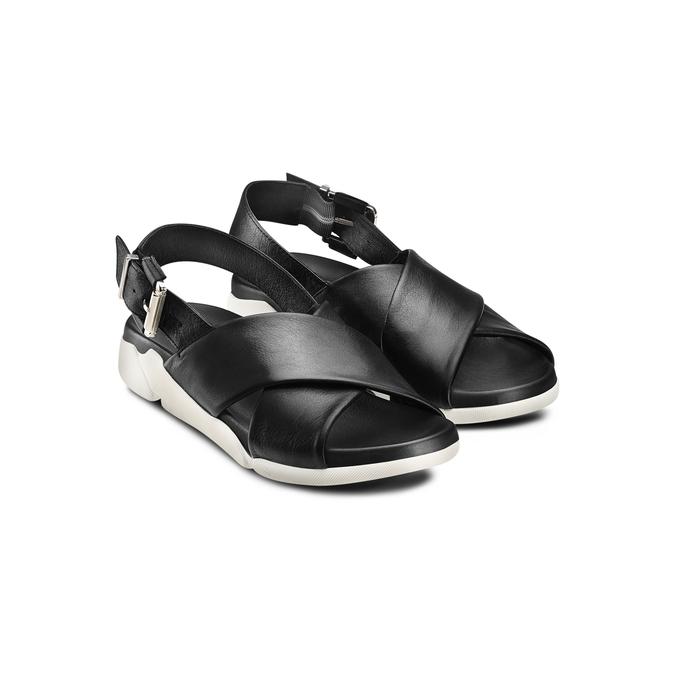 BATA Chaussures Femme bata, Noir, 564-6395 - 16