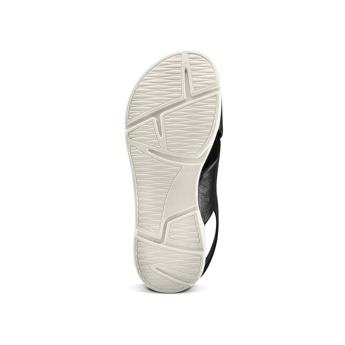 BATA Chaussures Femme bata, Noir, 564-6395 - 19