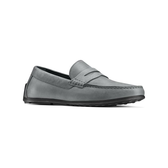BATA Chaussures Homme bata, Gris, 856-2263 - 13