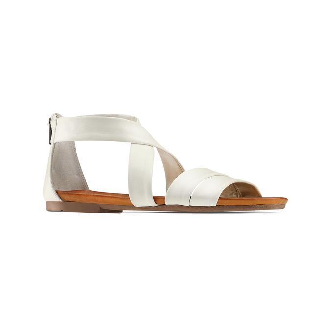 BATA Chaussures Femme bata, Blanc, 564-1327 - 13