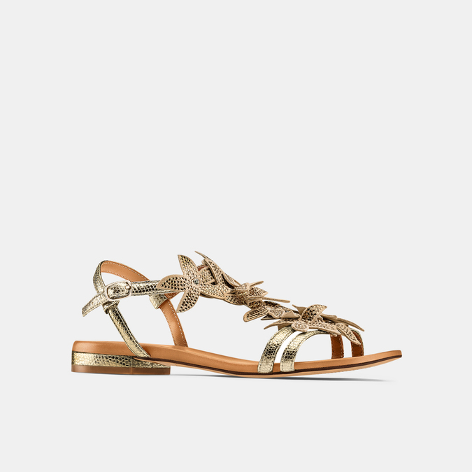 BATA Chaussures Femme bata, Or, 563-8559 - 13