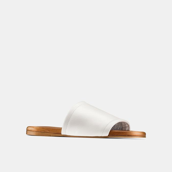 BATA Chaussures Femme bata, Blanc, 564-1146 - 13