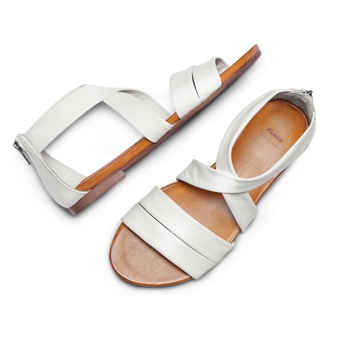 BATA Chaussures Femme bata, Blanc, 564-1327 - 26