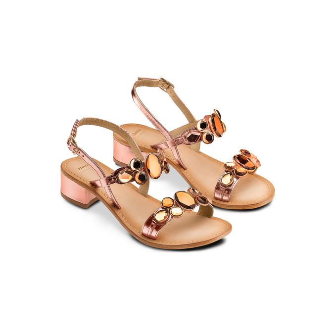 BATA Chaussures Femme bata, Rose, 664-5386 - 16
