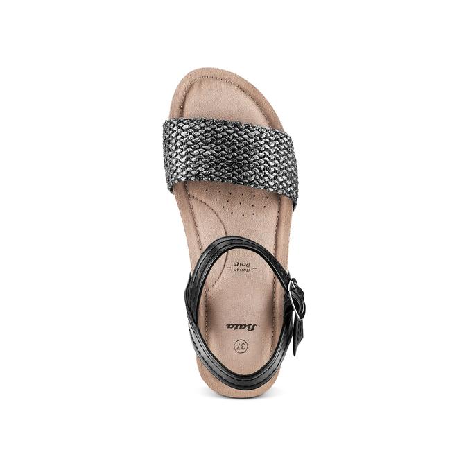 BATA Chaussures Femme bata, Noir, 669-6373 - 17