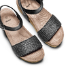 BATA Chaussures Femme bata, Noir, 669-6373 - 26