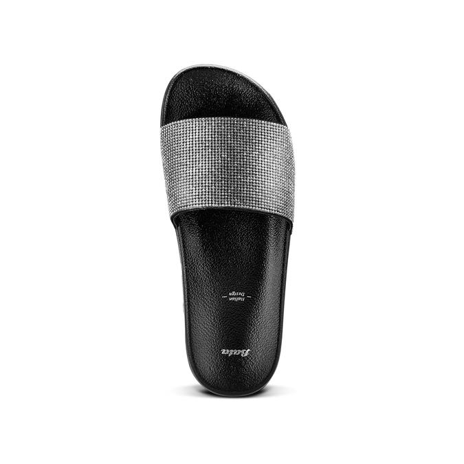 BATA Chaussures Femme bata, Argent, 571-6570 - 17