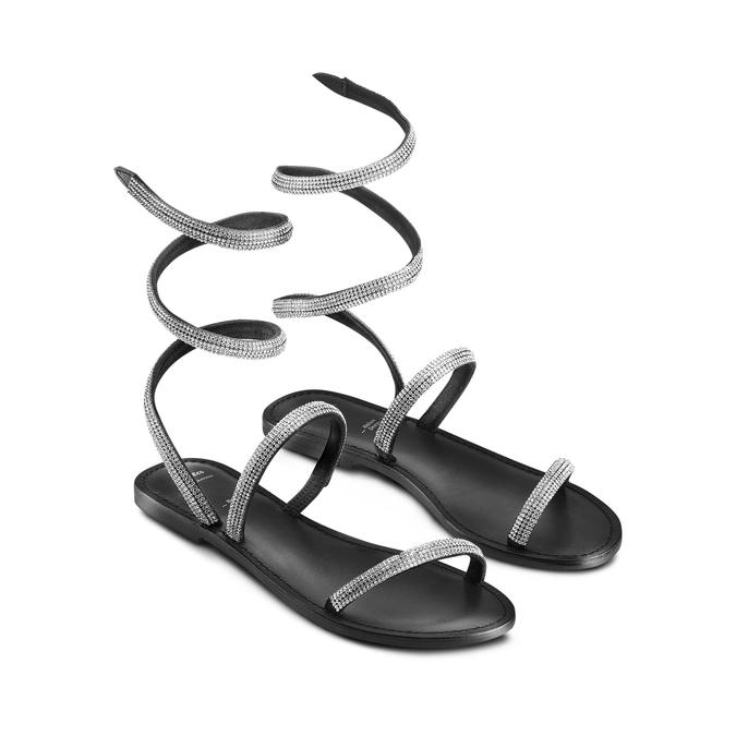 BATA Chaussures Femme bata, Noir, 564-6560 - 16