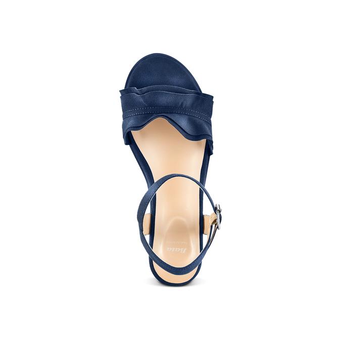 BATA Chaussures Femme bata, Bleu, 669-9382 - 17