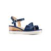 BATA Chaussures Femme bata, Bleu, 669-9382 - 13