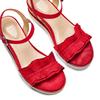 BATA Chaussures Femme bata, Rouge, 669-5382 - 26