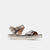 BATA Chaussures Femme bata, Gris, 561-2493 - 13