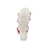 BATA Chaussures Femme bata, Rouge, 669-5382 - 19
